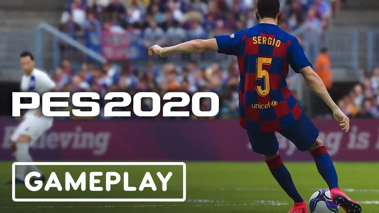 PES 2020: First Gameplay Walkthrough – IGN LIVE | E3 2019 – Top Game